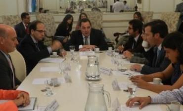 Vitale asumió como presidente de la Comisión de Legislación