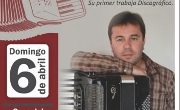 Facundo Quiroga en la Casa del Bicentenario