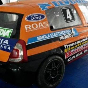 Automovilismo:Abandonó Herrera