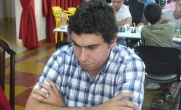 Horacio Pereyra ganó el Abierto de Ajedréz