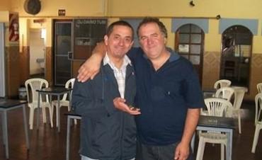 Carlos Miceli asumió como nuevo presidente del Club El  Fortín