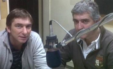 Radio Olavarría y el aniversario del Club Estudiantes