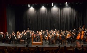 """El primer concierto de """"Clásica y Solidaria"""" fue para IDEO y recaudó $11.700"""