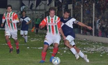 En disputado  partido El Fortín y Sarmiento finalizaron uno a uno