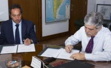 La Provincia adhirió al Programa de Convergencia de Tarifas Eléctricas