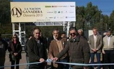"""""""La Nación Ganadera"""" en Olavarría"""