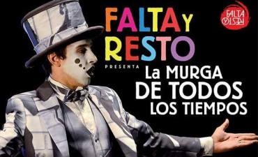 """""""Falta y Resto"""" en el Teatro Municipal"""