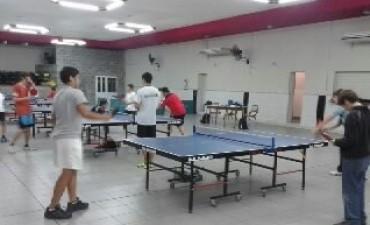 Se jugó el Circuito de Tenis de Mesa 2014