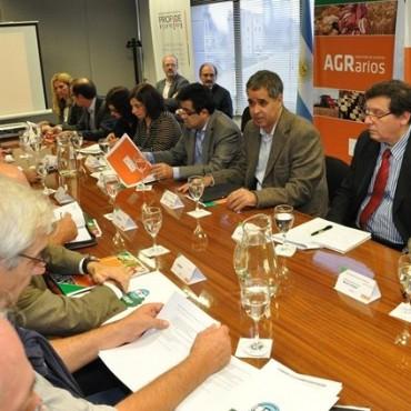Nueva reunión de la Mesa Agropecuaria Provincial