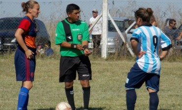 1º Torneo Oficial de Fútbol Femenino