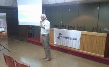 Charla organizada por Multigrain