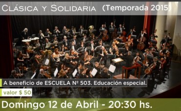 """Primer concierto del año de """"Clásica y Solidaria"""""""