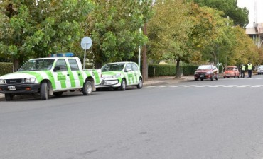La Agencia de Protección Ciudadana intensifica los controles de tránsito