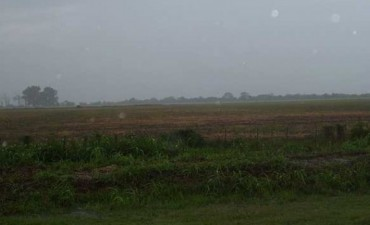 Llegaron las lluvias tan esperadas