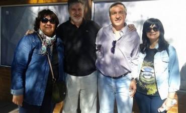 La Minga visitó el Puerto de Frutos de Tigre