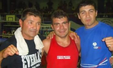 Expectativa por el festival de Boxeo en Mariano Moreno.