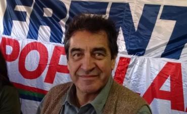 ´El Frente Popular viene a reconstruir las organizaciones populares'