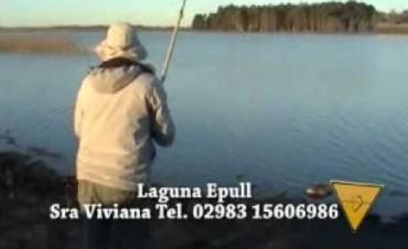 La pesca en la Laguna de Epull