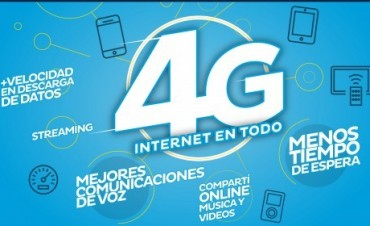 4G: Está cerca la llegada a Olavarría