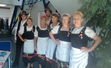 Fiesta de la Kreppel en Colonia Hinojo