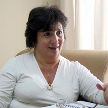 Nora Ambrosis en LU 32 Radio Olavarria