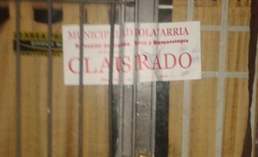 Se clausuraron cuatro comercios de diferentes rubros