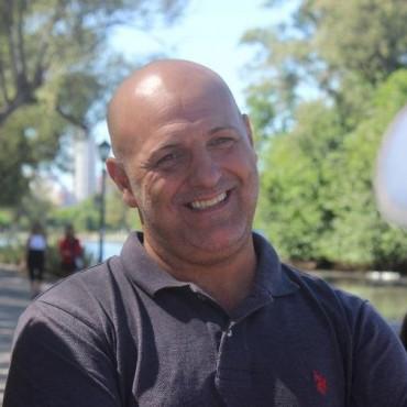 El Subsecretario de Deportes bonaerense, Ramiro Giménez, estará en Olavarría