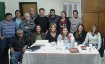 El Municipio trabaja junto a las Sociedades de Fomento y Juntas Vecinales
