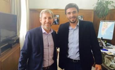 Subsidios para el Transporte Público: Galli con los Ministros Frigerio y Dietrich