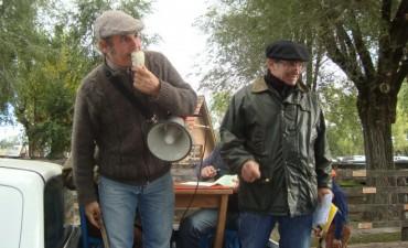 Ayer atractivo rematé de Alzaga Unzué y Cía.S.A. con Mario Esnal en Soc.Rural de Olavarría