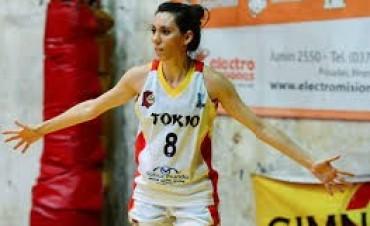 Ferro en el Federal femenino de basquet