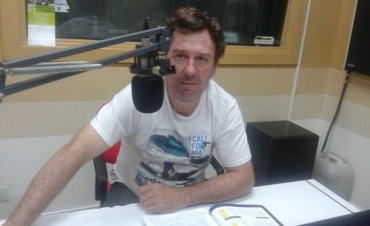 En Regional Agropecuario pasó el veterinario Eduardo Alem