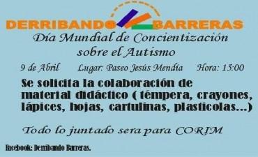 Encuentro por el Día de Concientización del Autismo