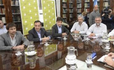 El gobierno bonaerense convocó a los docentes para una reunión el próximo