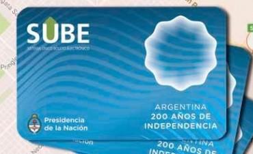 Transporte: El 3 de junio terminan los boletos de papel en Olavarría