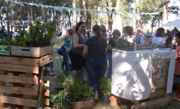 Feria Agroalimentaria en el Centro Cultural