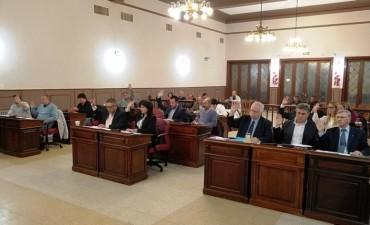 Con debates pero aprobaciones unánimes, sesionó el Concejo Deliberante