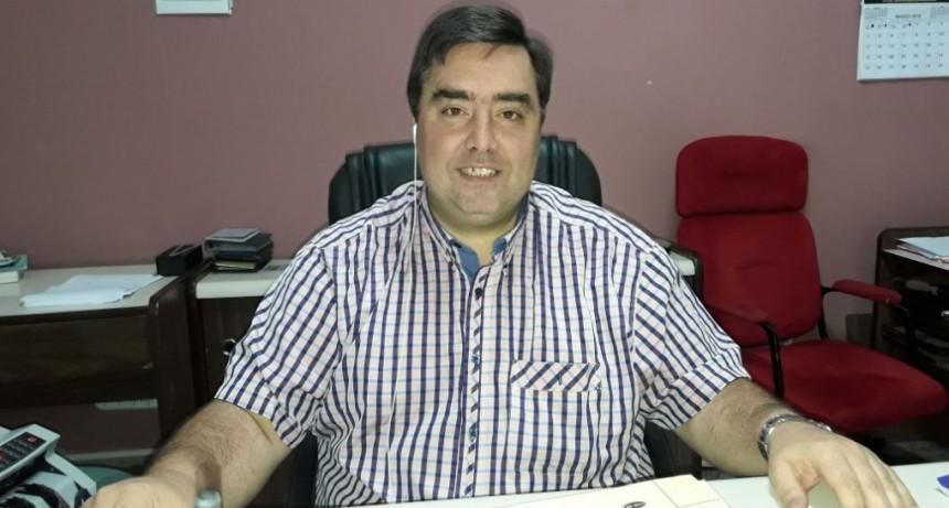 Mauricio Gourdón presentó el remate de porcinos en Bolivar