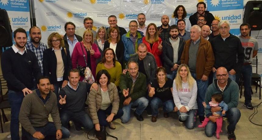 Concejales de Unidad Ciudadana se reunieron en General Alvear