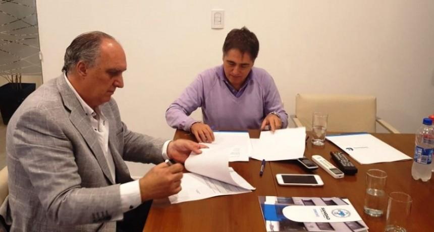 ATSA La Plata  firmó convenio con la Defensoría del Pueblo para acciones sociales conjuntas