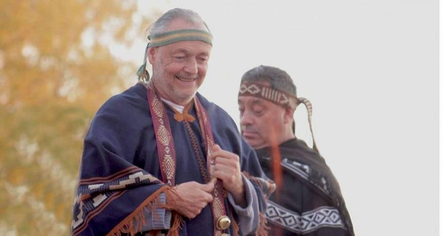 20 años de la Comunidad Mapuche Peñí Mapu