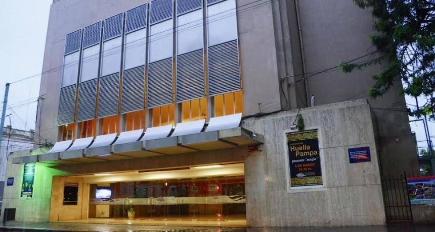 Festival a beneficio en el Teatro Municipal