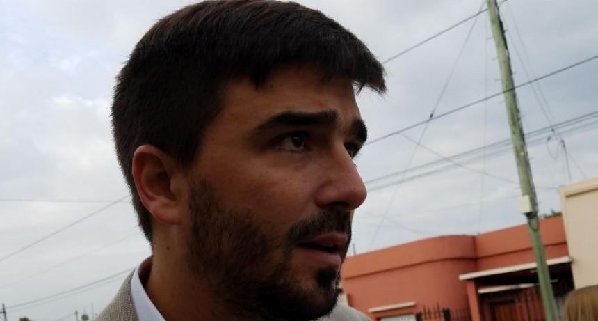 Galli sobre el temario del Foro: 'está apuntado a la obra pública'