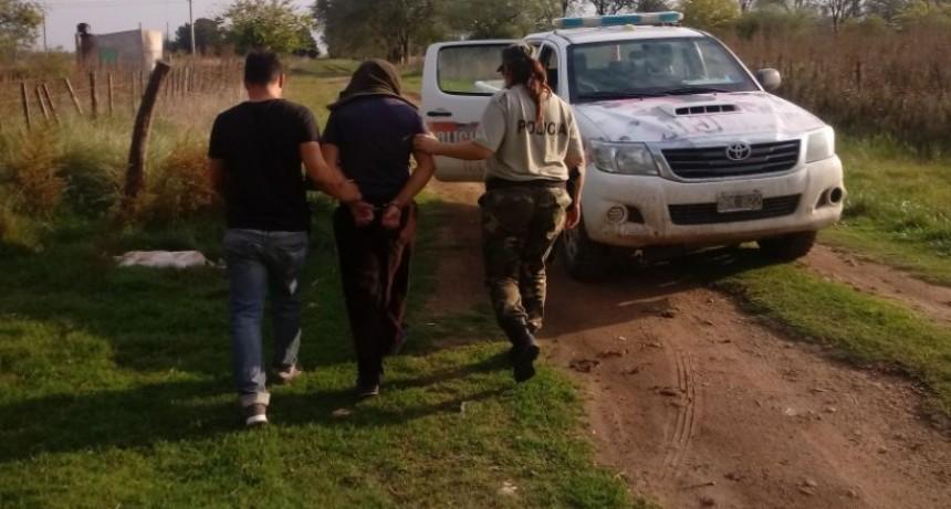 Detenidos por abigeato agravado en Tapalqué
