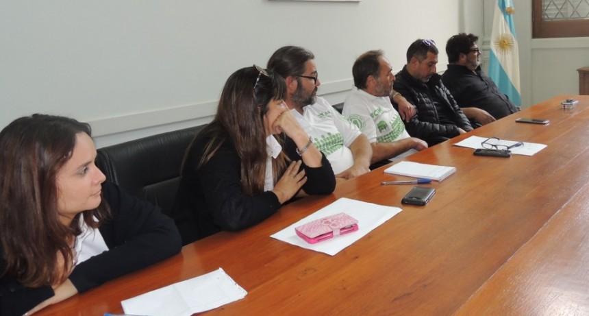 Segundo encuentro paritario del Sindicato de Trabajadores Municipales con el Gobierno