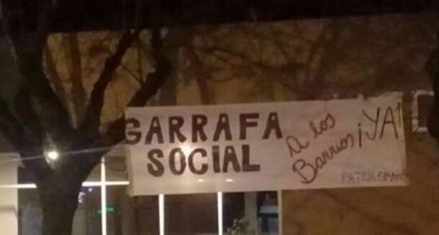 Garrafas: buscan tratar proyecto para que la comuna se comprometa