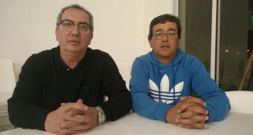 Mario Paternó se presentó como candidato a Presidente de la liga de Fútbol