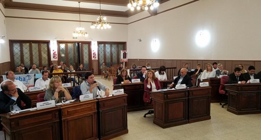 HCD: Segunda sesión ordinaria extensa con discusiones político partidarias
