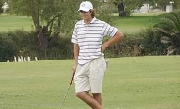 Golf. Lidera Bernardo Bide.