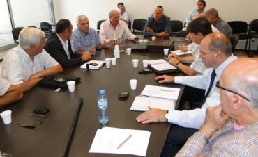 Intendentes radicales se juntan en La Plata